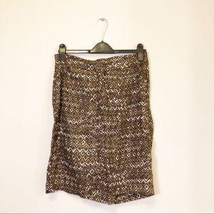 Max Mara Linen Skirt